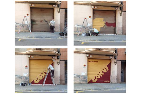 RSC ISO Convi empresas de limpieza parkings