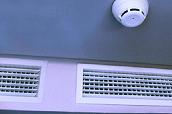 PCI, empresa instalar sistema de detección de humos incendios