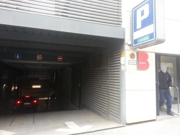 P-Parking-antiga